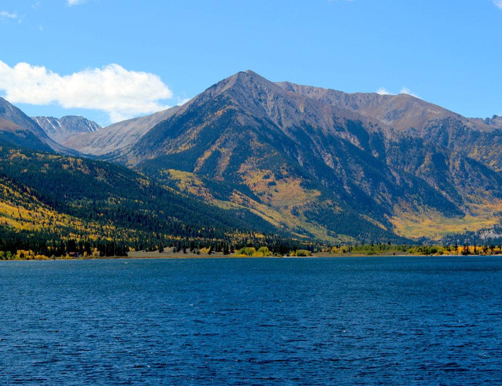 Twin Lakes Color Palette